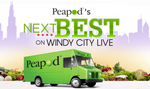 JABnow featured on Peapod's Next Best Chicago product contest. As seen and enjoyed on Windy City Live.