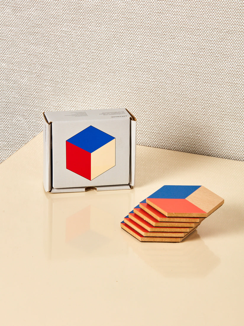 Bower Table Tile Coasters