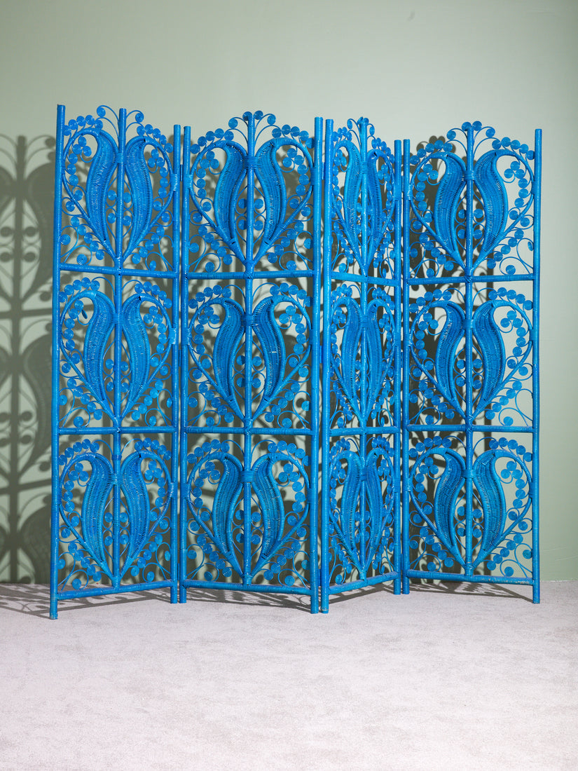 Rattan Screen/Room Divider