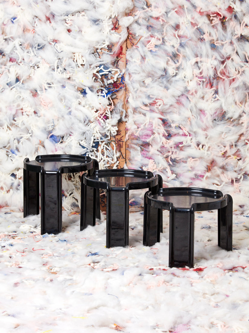 Nesting Tables by Giotto Stoppino