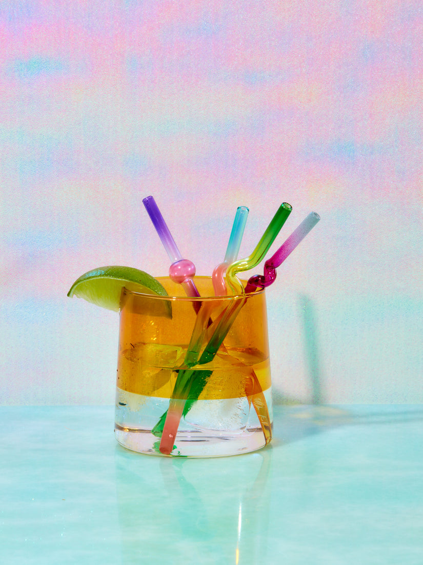 Suck It Up Cocktail Straws