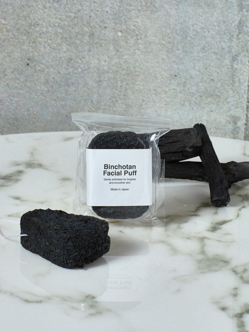 Charcoal Facial Cleansing Puff