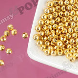5mm Spacer Beads - Gold or Silver Beads