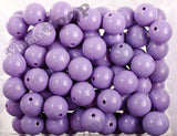 20mm Solid Gumball Beads - WhimsyandPOP