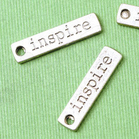 Silver Inspire Charms - WhimsyandPOP
