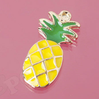 Tropical Pineapple Charm - WhimsyandPOP