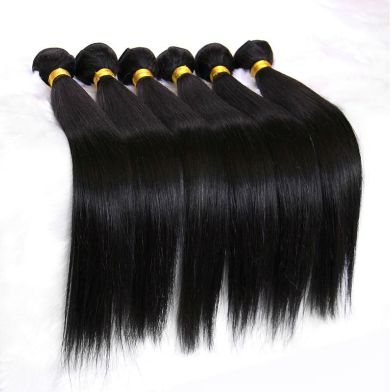 Brazilian Straight Virgin Collection | Get Glam'd Hair