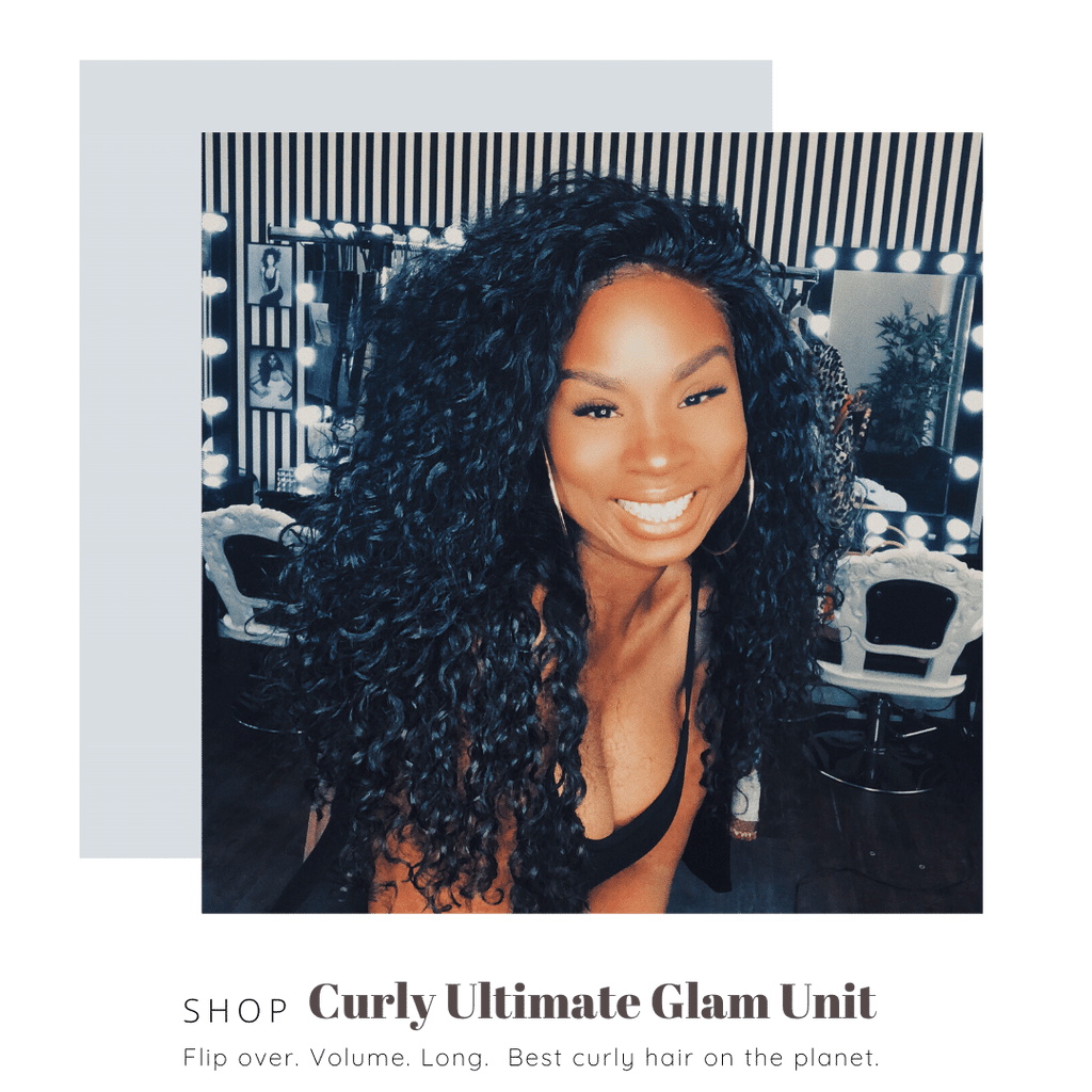 Curly Ultimate Glam Unit