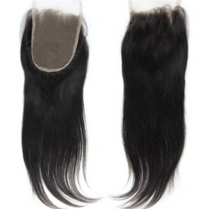 Straight Lace Closure - Getglamdhair