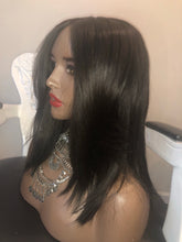 Lace Closure Jerri Curl Custom Unit - Getglamdhair