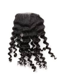 Deep Curly Lace Closure - Getglamdhair