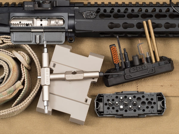 AR15 Kit with Hard Case