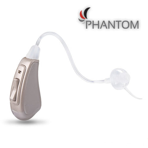 Phantom Sound Amplifier (LEFT EAR) - Phantom Hearing