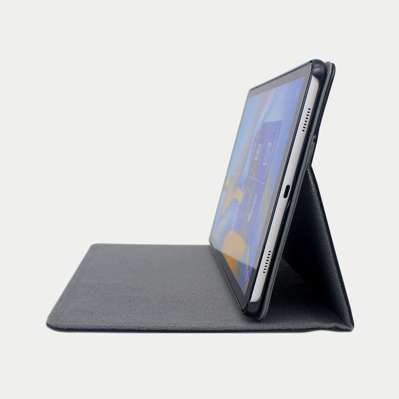 Galaxy Tab A 10.1 inch (2019 release) | Synthetic Leather PU - Black