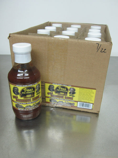 Case of Mild Barbecue Sauce