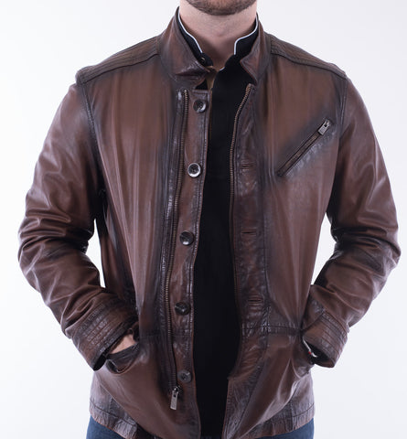 Regency Leather Jacket
