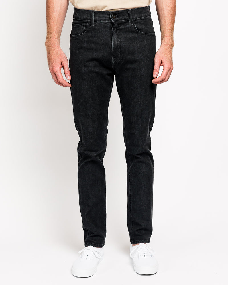 The Hercules Athletic Fit Jeans in Cone Denim