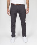 Trouser Pant Garment-Dyed in Charcoal