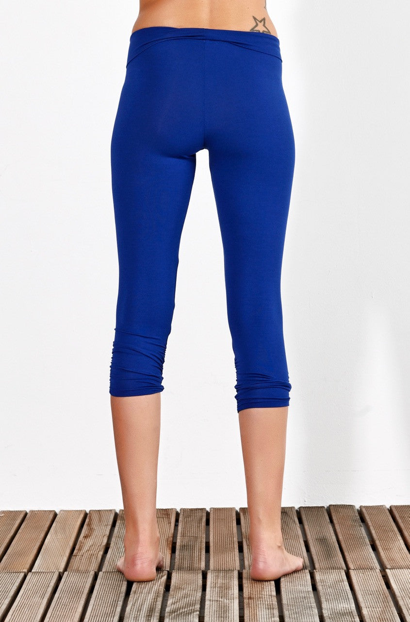 Leggings gerafft