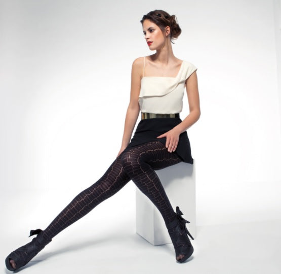 Platino Fantasia Tifanny Tights