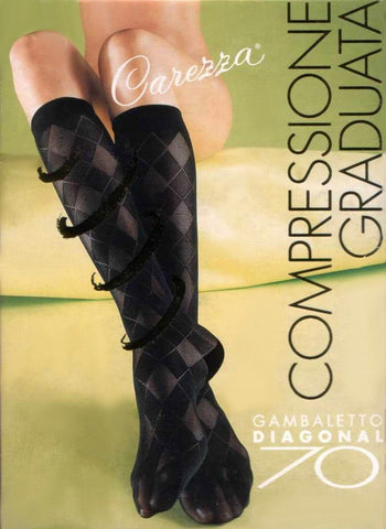 Elly  Carezza Fish Net Pantyhose