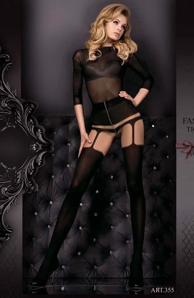 Studio Collants 355 Fashion Pantyhose