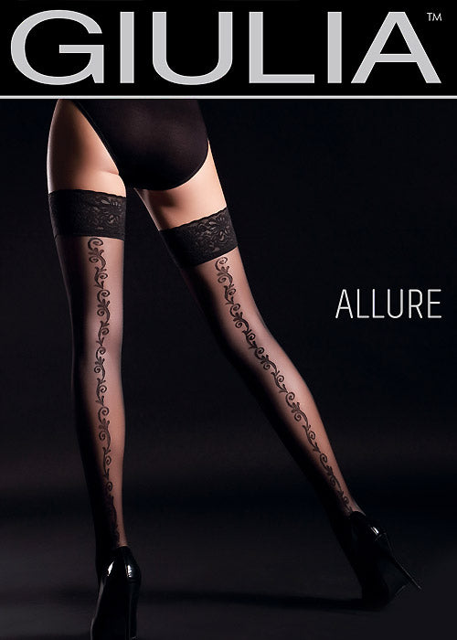 Giulia Allure 20 Model 2  Thigh Highs