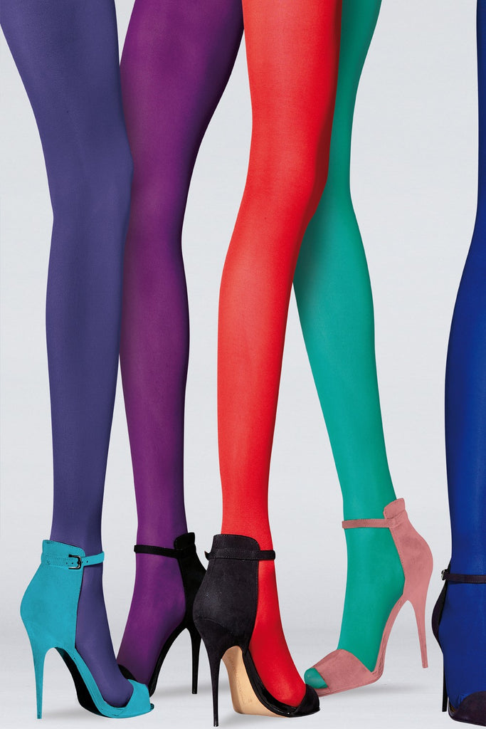 Zafiro Opaque Tights