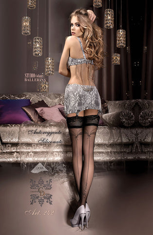 Studio Collants Art 100 Sheer to Waist Pantyhose