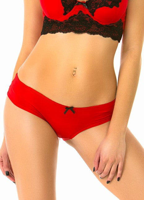 Rene Rofe  Red Hipster Panty