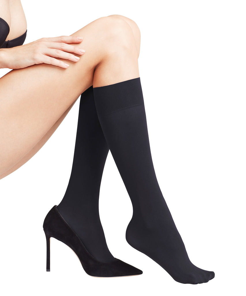 FALKE Pure Matt 50 Knee Highs