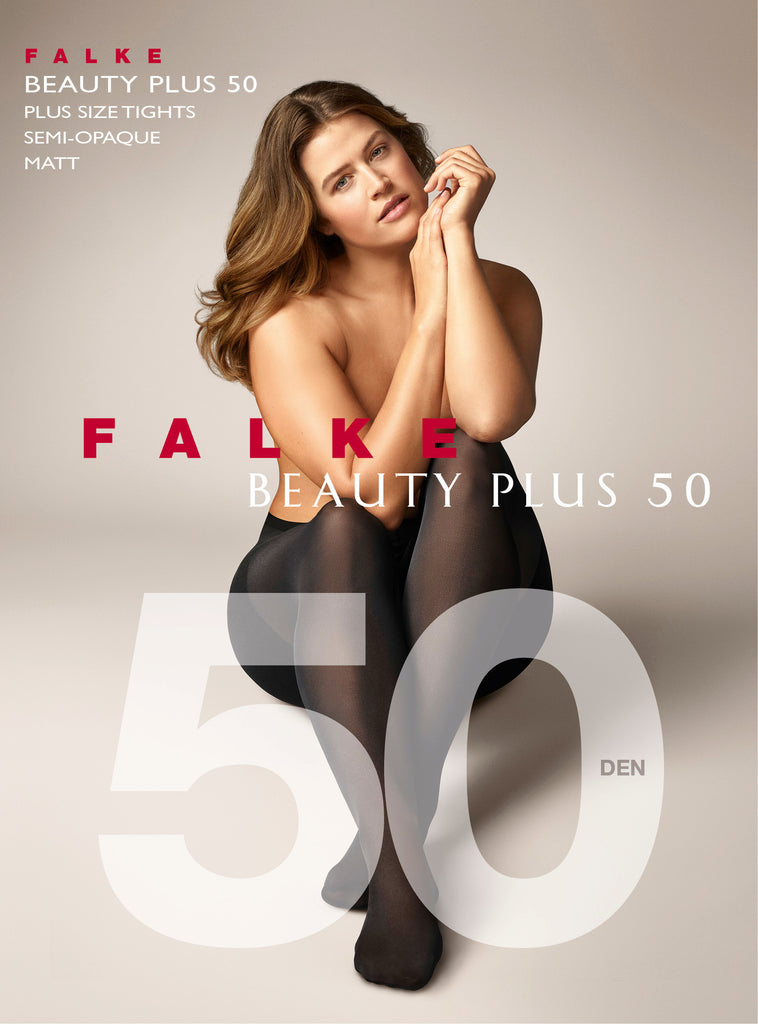 FALKE Beauty Plus Size 50 Pantyhose