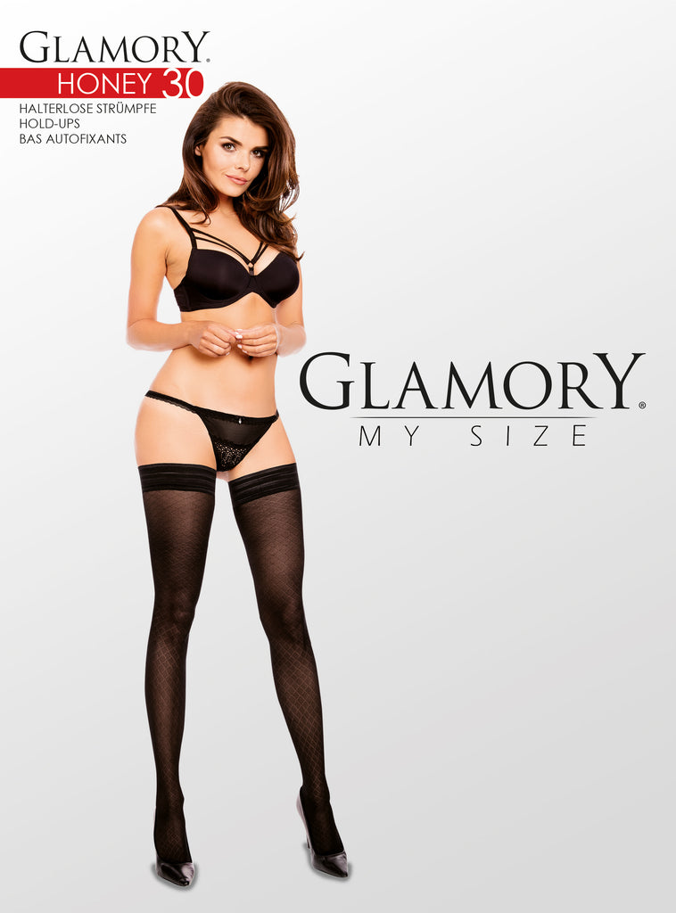 Glamory Honey 30 Thigh Highs