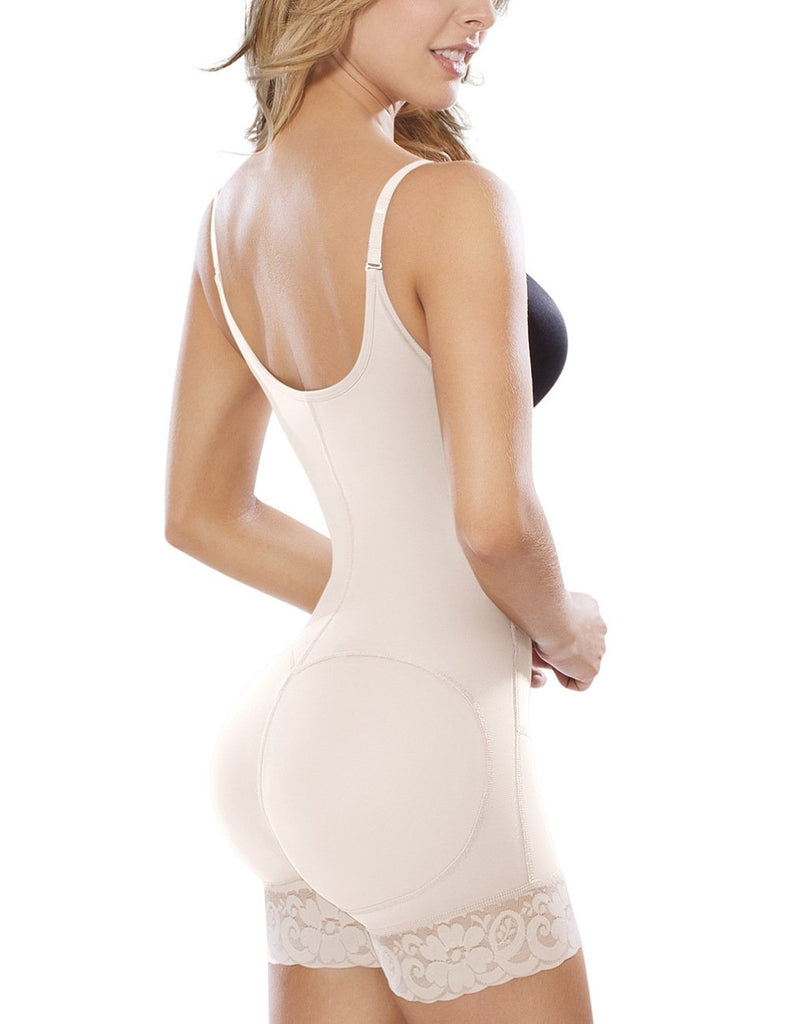 Moldeate 5050 Push UP and Tummy control Shapewear Color Nude