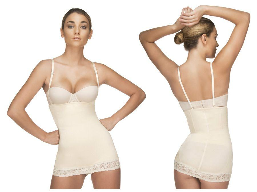 Vedette 108 Melanie Skirt Body Shaper Color Nude