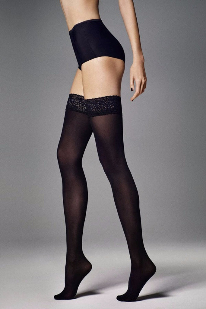 Veneziana AR FIONA  60 Denier Thigh Highs