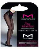 Maidenform Sexy Shaping Tummy Flattener Pantyhose