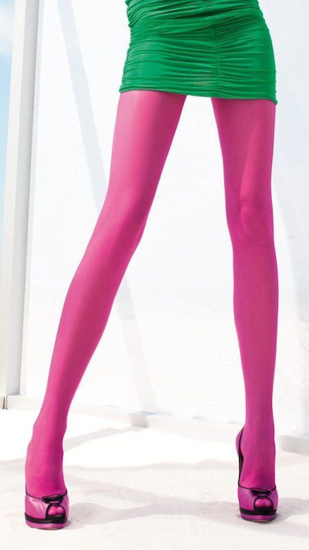 Trasparenze Oleandro Moda Colorful Pantyhose