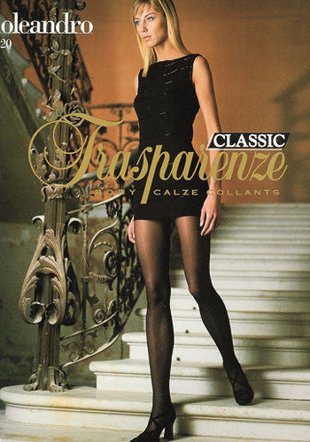 Trasparenze Oleandro Classic Pantyhose