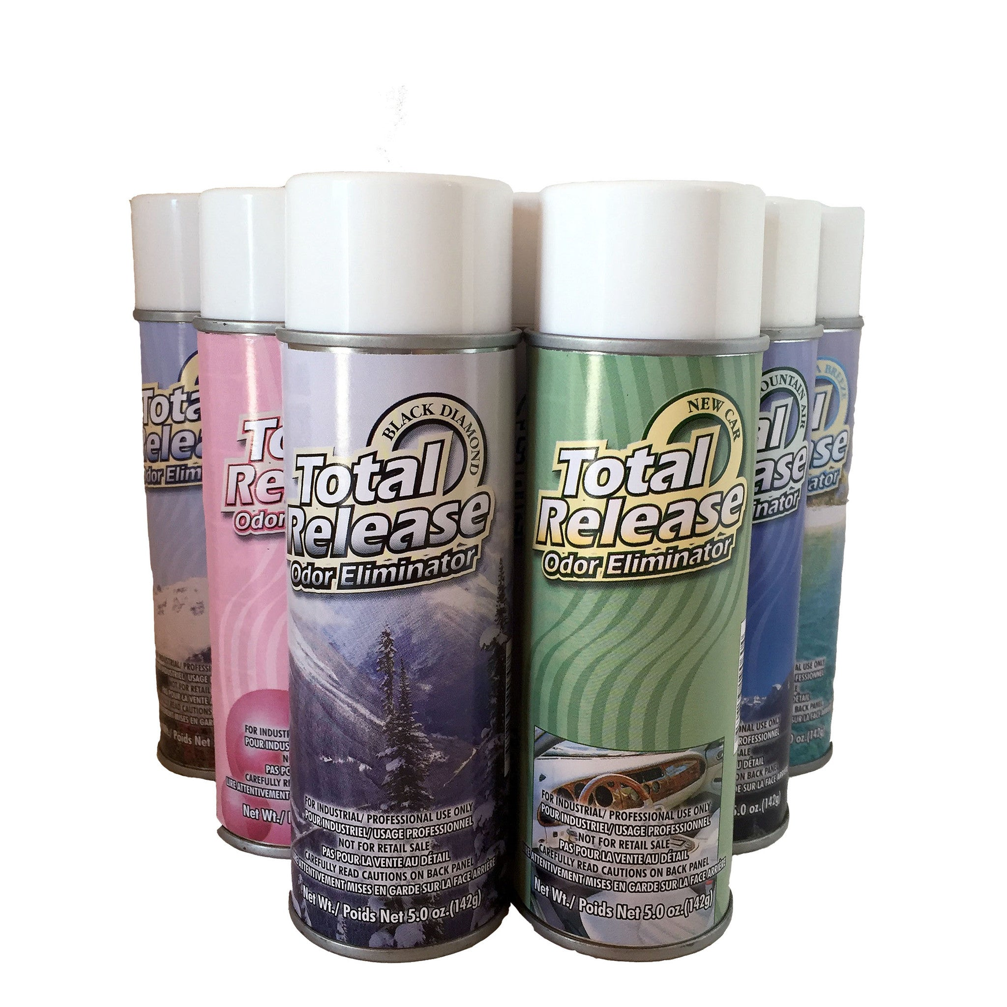 new car total release odor eliminatorAir Fresheners  Deodorizers  C  B Chemical Inc