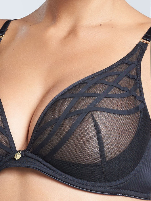 Chantelle 'Babylone' : Unlined Triangle 6451