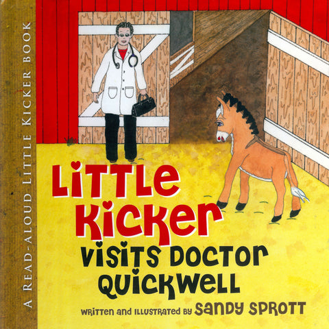 Little Kicker Books are Christian children-books that are read-aloud-to-children Bible values.