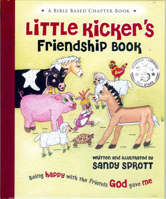 Little Kicker's Friendship Book