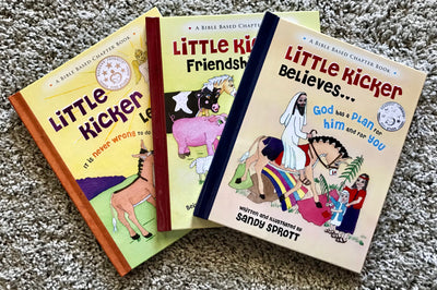 Chapter Book Bundle (Children six to nine)