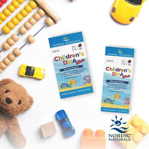 Nordic Naturals for Kids
