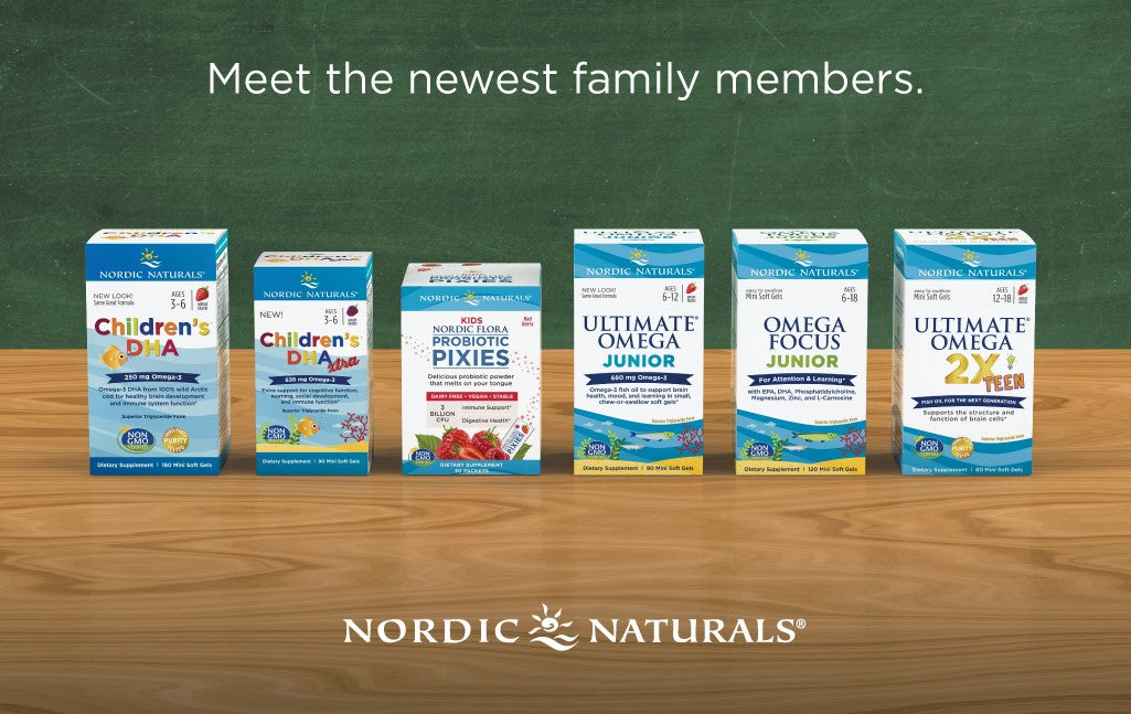 Nordic Natural Singapore Supplements for Kids