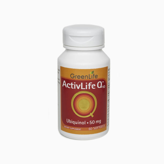 ActivLife Q10 Ubiquinol 50 mg