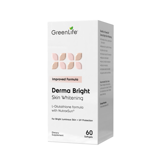 Derma Bright Skin Whitening (Improved Formula)