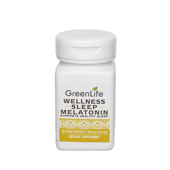 Wellness Sleep Melatonin 10 mg