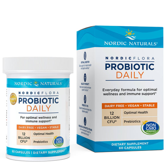 Nordic Flora Probiotic Daily (Exp 4/22)